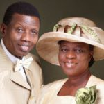 Adeboye Kisses