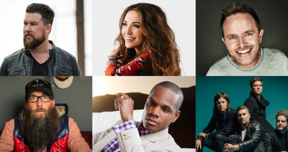 Lauren Daigle, Chris Tomlin, Kirk Franklin Lead Nominees List For 48th Annual GMA Dove Awards
