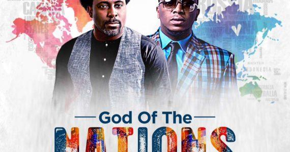 #SelaMusic: Samsong | God Of The Nations | Feat. Eben [@samsongfans]