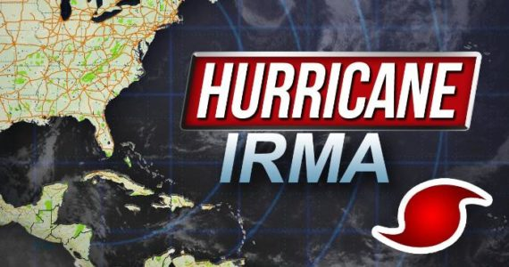 Church Stages Distribution Of Supplies In Hurricane Irma Aftermath