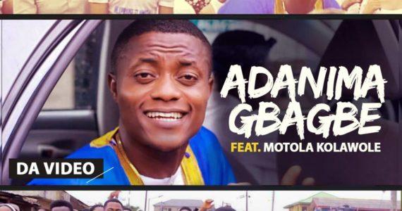 #SelahMusicVid: Olapraise | Adanimagbagbe | Feat. Motola Kolawole [@olapraise001]