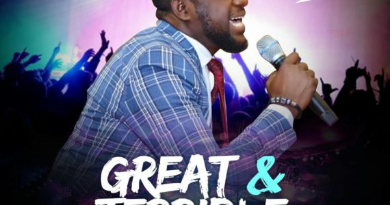 "Video: Gospel Artist Jimmy D Psalmist Ministers ""Great And Terrible"" Live In Tanzania"