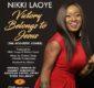 "Nikki Laoye Celebrates 11 Years In Music With ""Victory Belongs To Jesus"" (Acoustic Cover)   @NikkiLaoye"