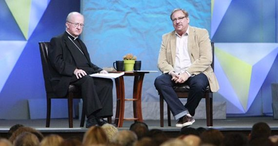 Rick Warren Partnership With Roman Catholic Leader Generates Controversy