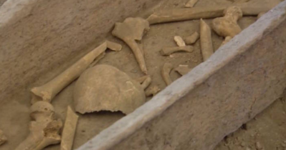 Apostle Peter's Bones Reportedly Uncovered In 1,000-Year-Old Roman Church