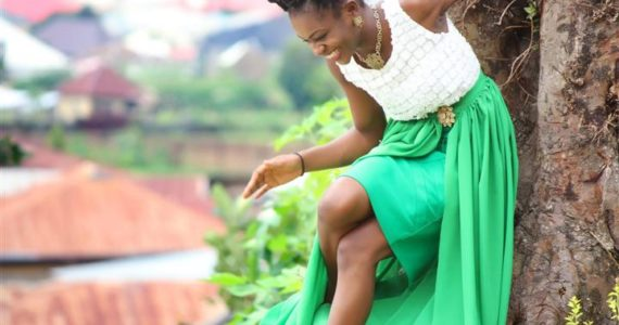 Fast Rising Gospel Artiste Yadah Celebrates Independence With New Photos & Love Letter