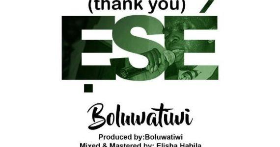 #SelahMusic: Boluwatiwi Sings | Ese (Thank You) | @official_bsings