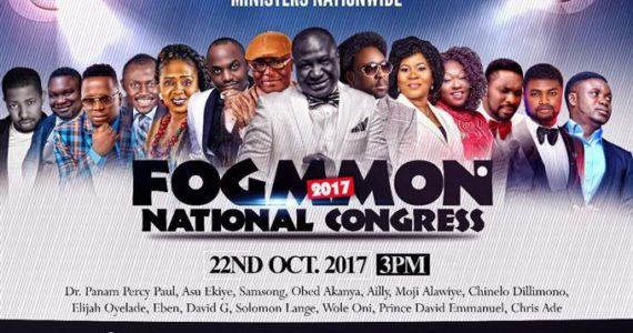 FOGMMON Set To Hold International Congress/3rd Anniversary | Oct. 20th & 22nd