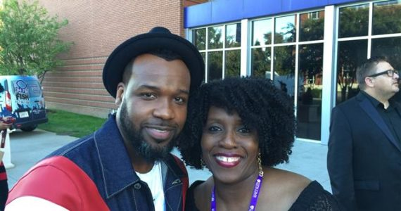 Ahead Of 2nd Single! Emem Washington Hangs With Travis Greene, Erica Campbell & More At 48th Dove Awards
