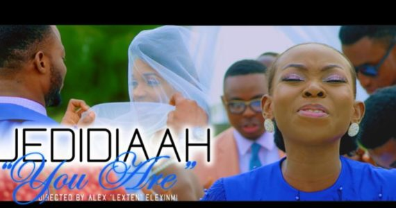 #SelahMusicVid: Jedidiaah | You Are [@jedidiaah]