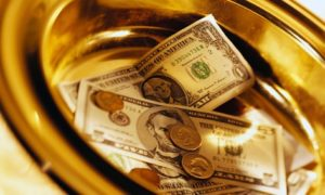 Selah's Journal: About Tithe & Where The Money Goes | By Alex Amos
