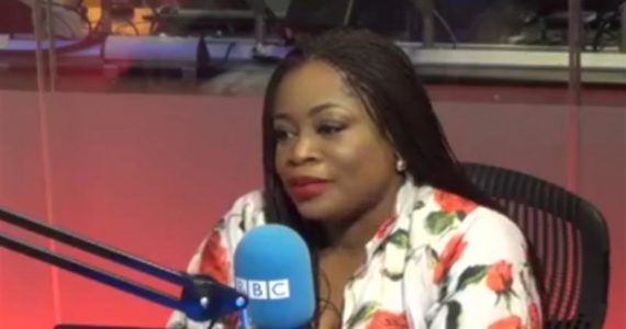 "Watch Sinach Speak & Perform ""Waymaker"" On BBC Africa"