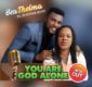 #SelahFreshVid: BenThelma | You Are God Alone | Feat. Justine King [@BenjaminAbedne6]