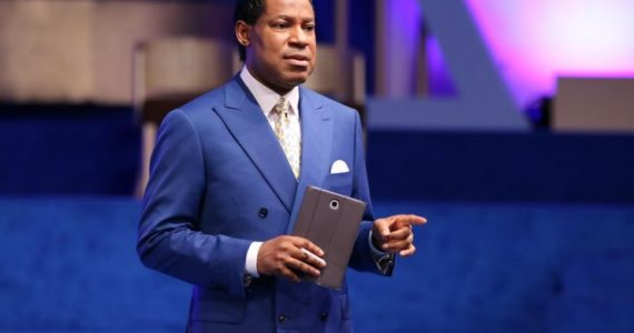 BLW's Pastor Chris Oyakhilome Gifted With A Private Jet!