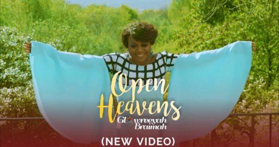 #SelahMusicVid: Glowreeyah Braimah | Open Heavens [@glowreeyah]