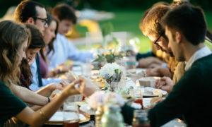 Bible News: Grace Attained Through Fellowship/Communion