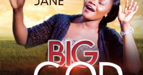 #SelahMusic:  Lara Jane | Big God  [@janeolanike]