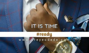 How Preye Odede Set Internet Agog With #Ready – See Campaign Photos
