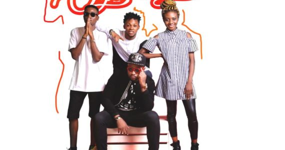 #SelahMusic: DJErnesty | No1 Ogaranya | Feat.  Nanatee & Vique [@djernesty]