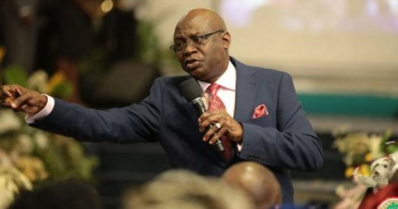 Mixed Reactions As Pastor Tunde Bakare Announces God Told Him To Run For President