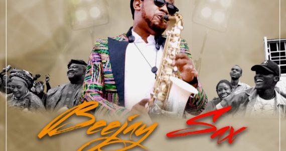 #SelahMusicVid: Beejay Sax | Mighty God [@beejaysaxbolaji]