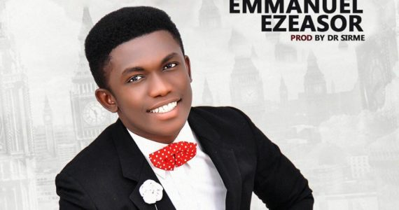 #SelahMusic: Emmanuel Ezeasor | The Most High Chant [@ogezeasor]