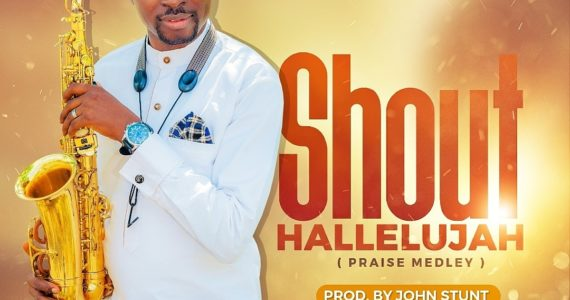 #SelahMusic: SaxEmmy |  Shout Hallelujah