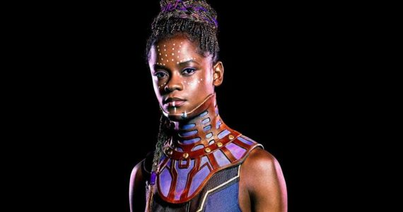 Black Panther Star Letitia Wright Turns To Christianity
