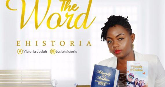 #SelahMusic: Ehistoria | The Word [@IamEhistoria]