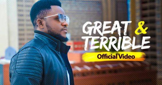 #SelahMusicVid: Jimmy D Psalmist   Great & Terrible [@JimmyDPsalmist]