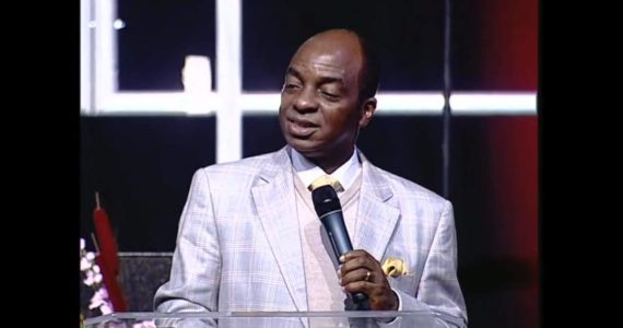 """""""To Say I'm Worth $150M Is An Insult"""" – Bishop Oyedepo"""
