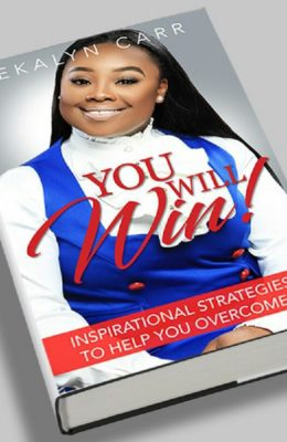 "Jekalyn Carr Announces New Book ""You Will Win"" & 4th Album ""One Nation Under God"""
