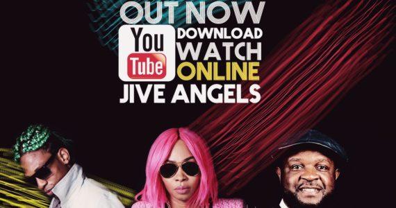 #SelahMusicVid: Jive Angels | God Is Good | Feat. Buchi  [@jiveangels]