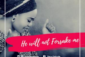 #SelahMusicVid: Dera   He Will Not Forsake Me (LIVE)   @deragetrude