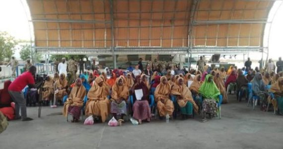 Boko Haram Holds Back Christian As 101 Dapchi Girls Regain Freedom