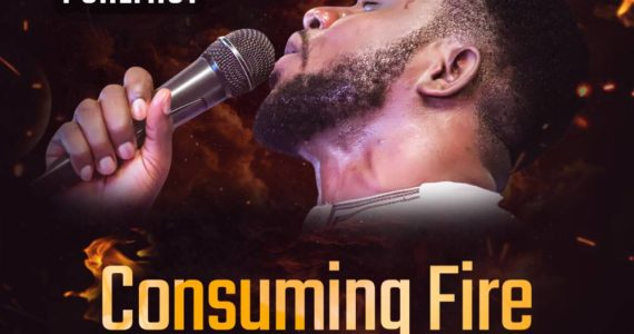 #SelahMusic: Jimmy D Psalmist | Consuming Fire [@JimmyDPsalmist]