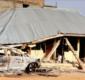 Kaduna Youths Burn Down Church, Police Station Over Man's Death