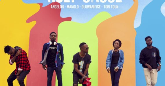 #SelahMusic: Gaise Baba | Holy Sauce | Feat. Angeloh, TobiToun, Oluwanifise & Manolo [@gaisebaba]