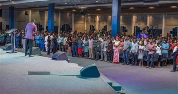 Daystar Earns New Stripes As Pastor Sam Adeyemi Kicks Off Saturday Service