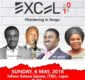 Nathaniel Bassey, Wale Adenuga, Bukola Bekes Prep For RCCG's Excel 2018 | May 6th