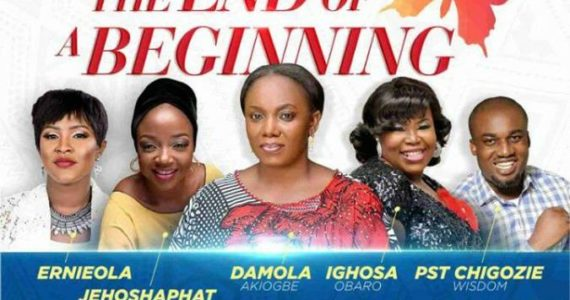 3 Plays, 1 Stage! Damola Akiogbe Hosts Worship Conference '18 Featuring Ernieola & More | Jun. 24th
