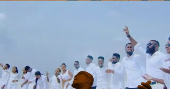 #SelahMusicVid: Nosa | Most High | Feat. Nathaniel Bassey [@nosaalways]