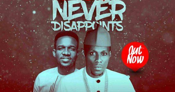 #SelahMusic: Benjamin Okenna   God Never Disappoints   Feat. Preye Odede [@sawadinho1]