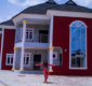 """ Grace Found Me"" – Actress Mercy Aigbe Says As She Unveils New Mansion"