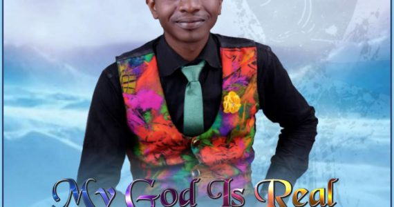 #SelahMusic: Seyi Adegbola | My God Is Real [@Seyiade9]