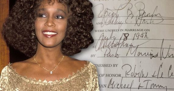 Whitney Houston's Bible To Be Sold For A Whooping $95,000!