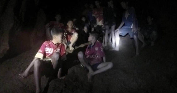 Boys Trapped In Thailand Cave For 18 Days Finally Rescued – Story Gets Global Attention