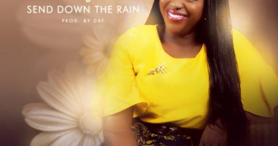 #SelahMusic: Blessing Ocheh | Send Down the Rain [@ochehh]