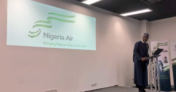 FG Unveils New National Carrier Nigeria Air In London