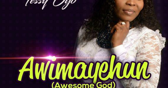 #SelahFresh: Tessy Ogo | Awimayehun (Awesome God) | @meeTessy
